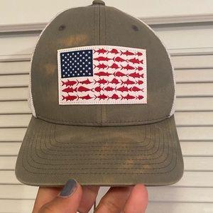 Columbia Sportswear PFG FlexFit Baseball Cap / Hat